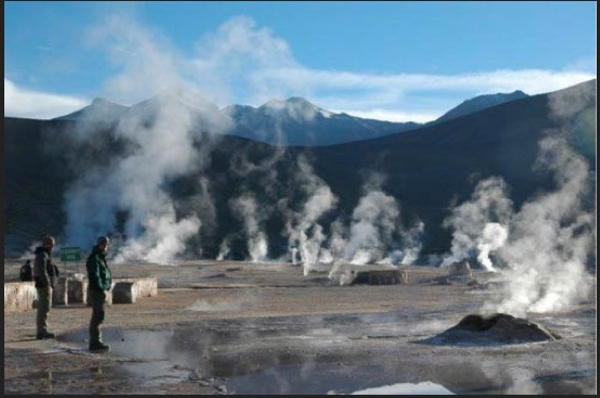 Chile.Tatio