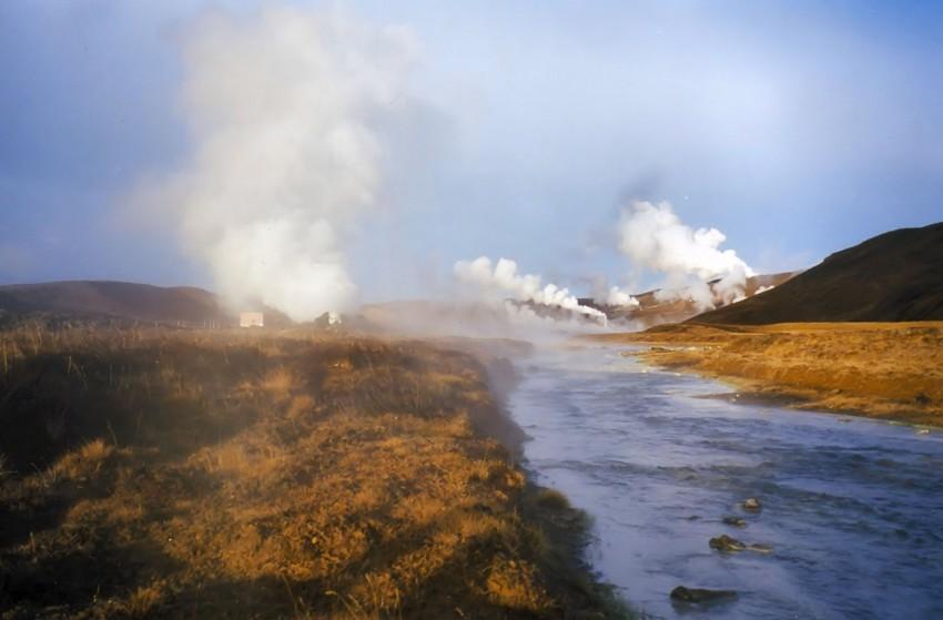 Islandia.Krafla