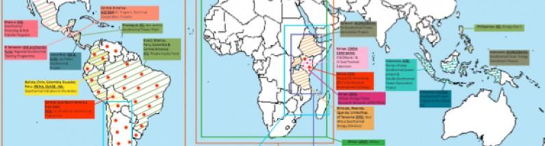 La cooperación internacional en proyectos geotérmicos
