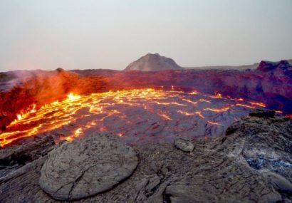 Cómo convertir un volcán en una central eléctrica con ayuda de satélites