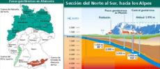 Seis pozos para generar calor geotérmico a 80.000 hogares en Múnich