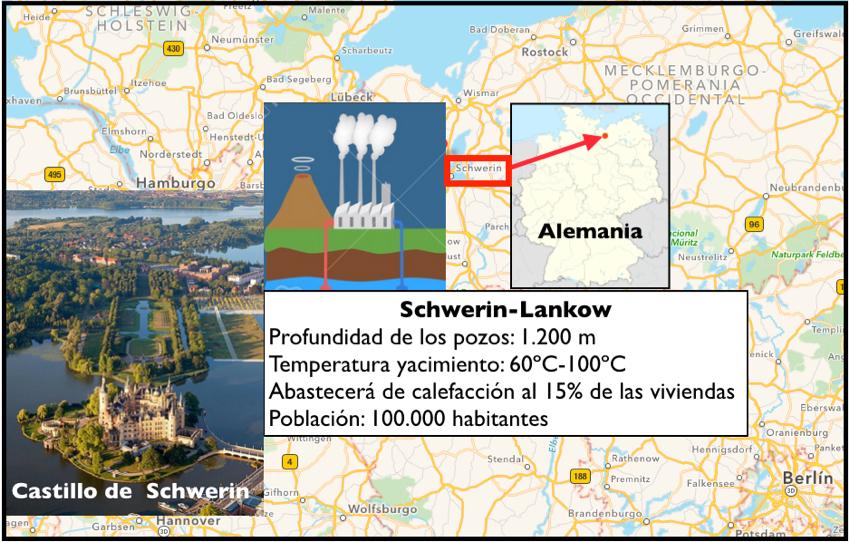 Schwerin, otra ciudad alemana que recurre a la geotermia para ...