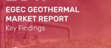 Europa cuenta ya con 117 plantas de generación con geotermia; 17 abiertas en 2017