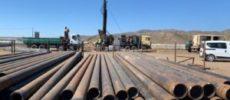 El pozo de la primera planta geotérmica profunda alcanza los 1.200 metros