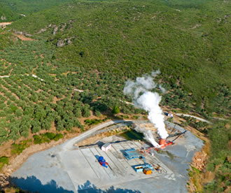 Planta geotérmica de Gümüşköy